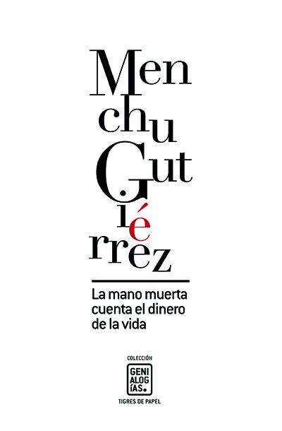 La poética nómada o el decir en la niebla de Menchu Gutiérrez
