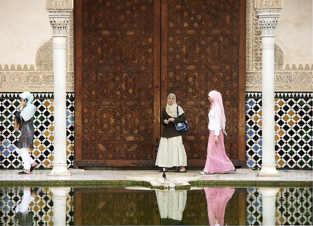 Los turistas musulmanes conforman un segmento con gran potencial en Europa y España. Imagen: ikimilikili-klik. Fuente: Flickr.