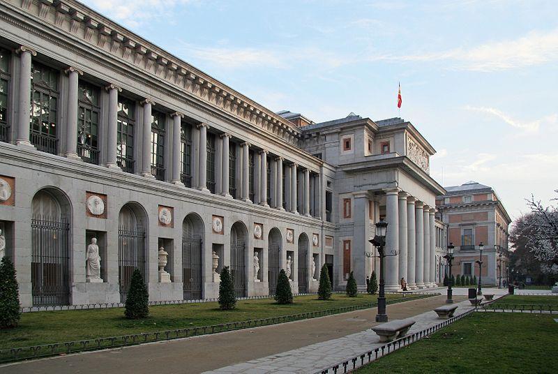 Museo del Prado de Madrid (España), uno de los museos más importantes a nivel mundial. Imagen: Brian Snelson. Fuente: Flickr.