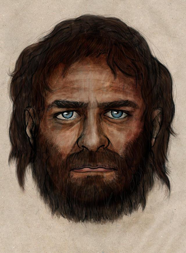 Los europeos tenían la piel oscura hace siete milenios
