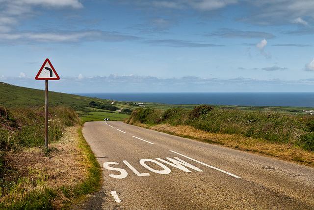 El decrecimiento implica desacelerar la vida a todos los niveles. Fuente: www.flickr.com. Autor: Herr Olsen.