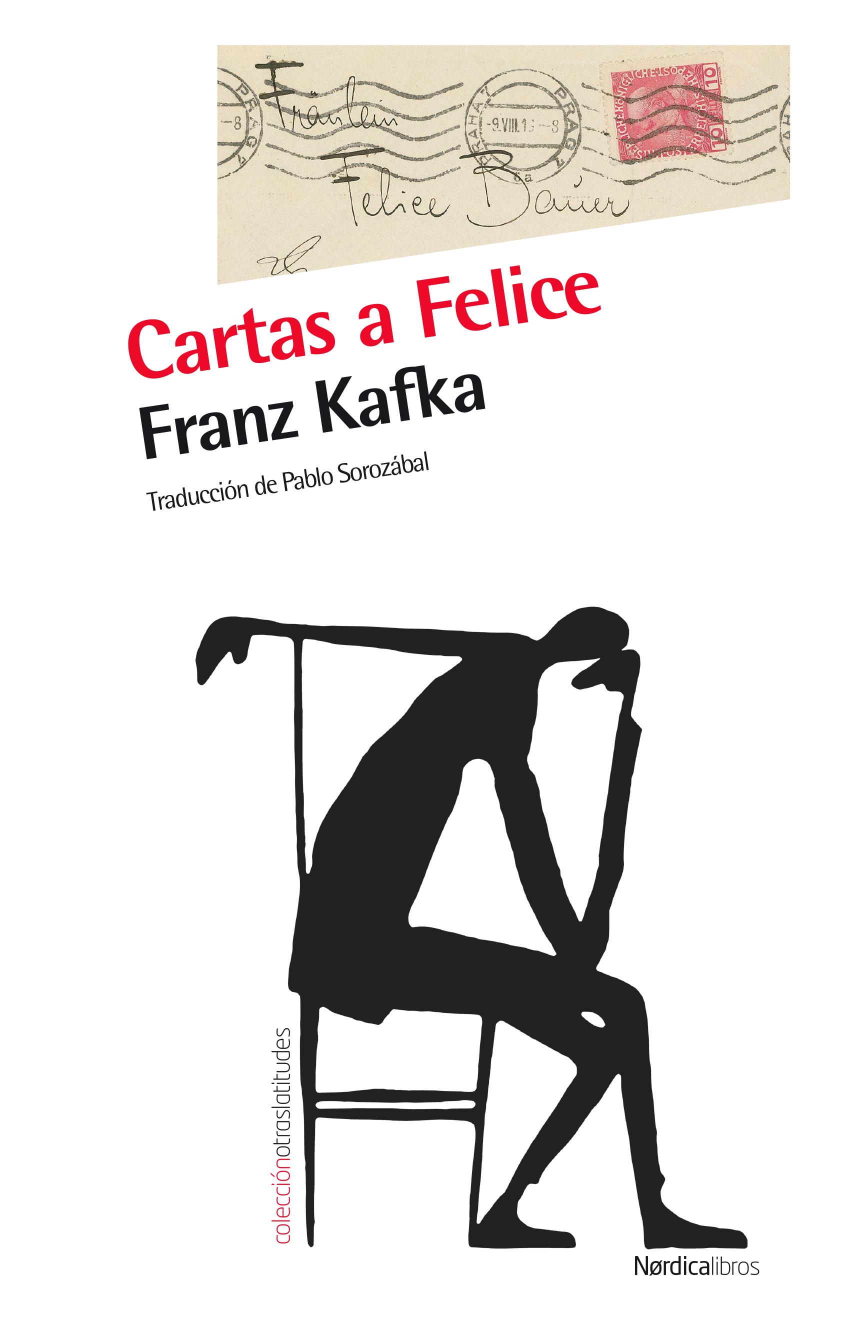 """Rescatadas las quinientas """"Cartas a Felice"""", escritas por Kafka a su prometida"""