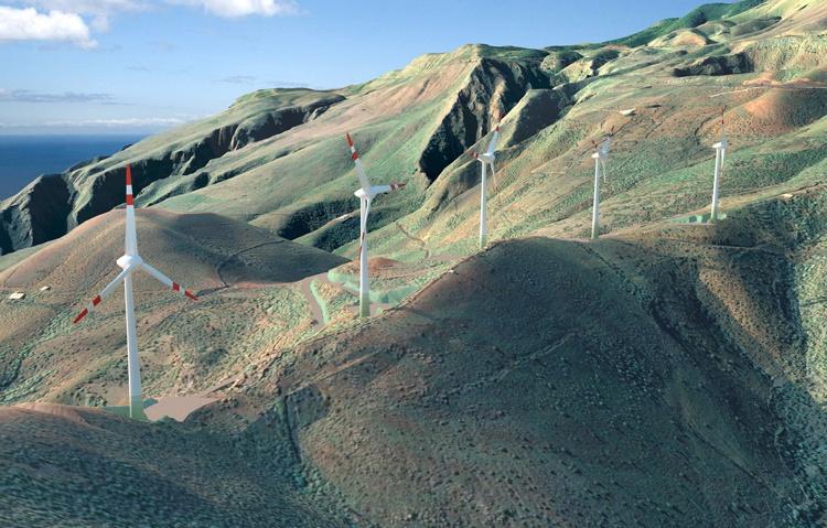 Fuente: Web de la Central Hidroeólica Gorona del Viento.