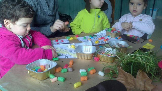 El entrenamiento del talento infantil a través de la estimulación de las inteligencias múltiples, utilizando el juego cooperativo. Fuente: https://www.flickr.com/