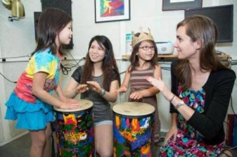 La música, el lenguaje y el ritmo están íntimamente relacionados. Imagen: Nina Kraus. Fuente: Northwestern University.