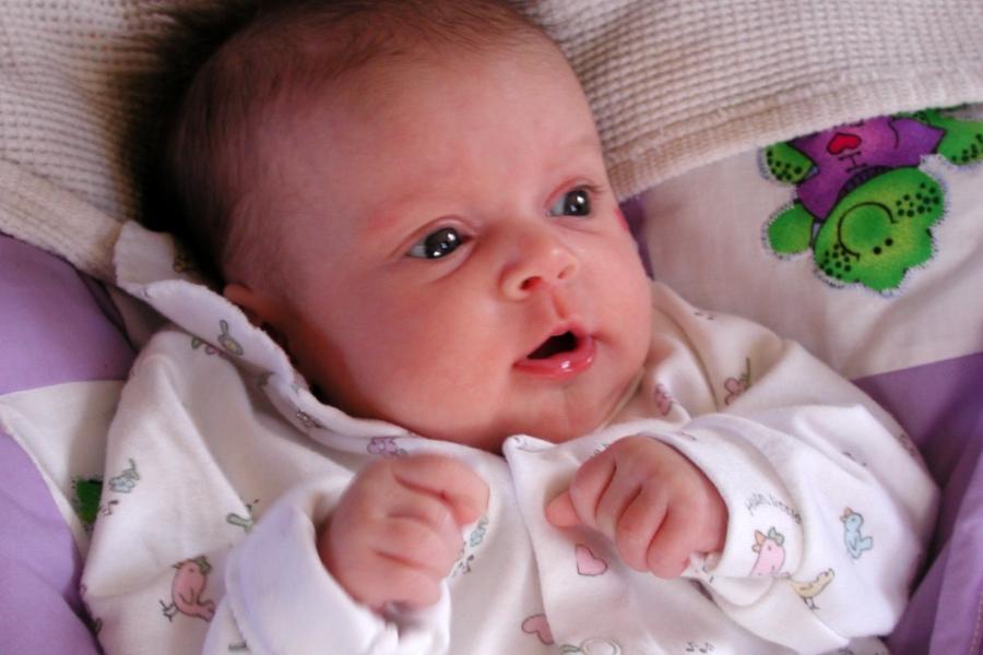 La cognición espacial es clave en la formación de estructuras cerebrales en los primeros meses de vida. Imagen: wwworks. Fuente: Flickr.