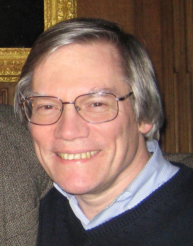Alan Guth en 2007. Imagen: Betsy Devine. Fuente: Wikipedia.