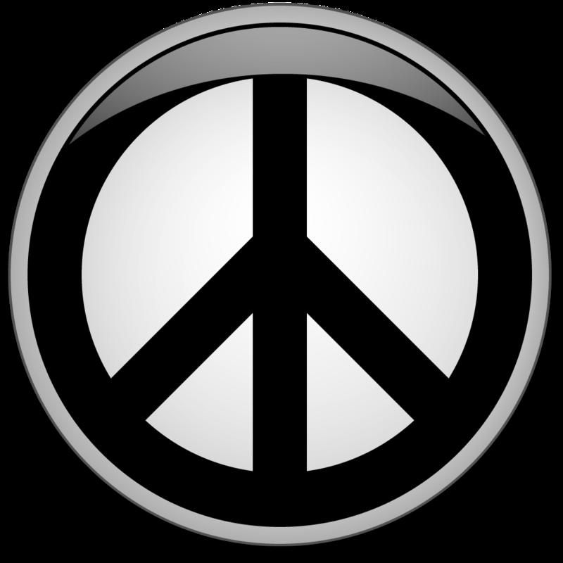 Uno de los símbolos de la paz. Imagen: JorgenCarlberg. Fuente: Wikipedia.