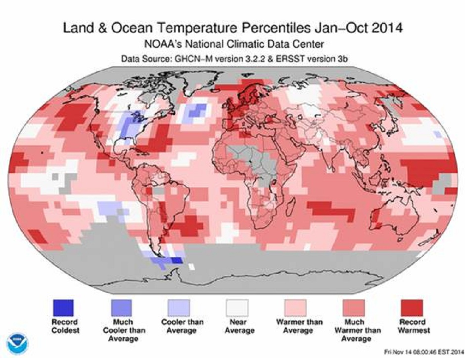 Fuente: NOAA.