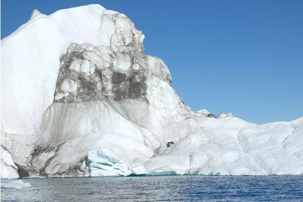 El nivel del mar se ve afectado por los deshielos. Imagen: Robert Kopp. Fuente: Harvard Gazette.
