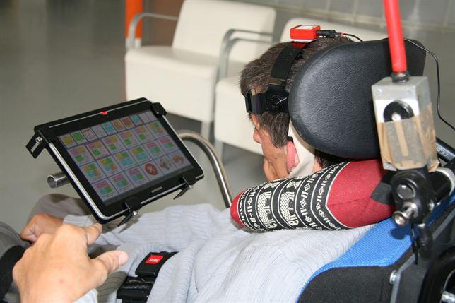 El sistema cerebro-ordenador del IBV. Fuente: IBV.