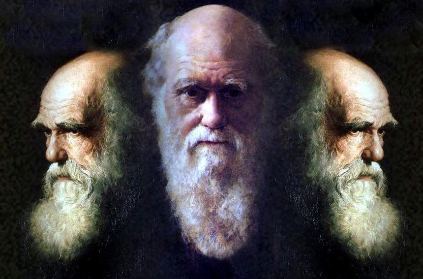 Darwin, diferentes perspectivas. Fuente: Museo de Ciencias Naturales de Londres.