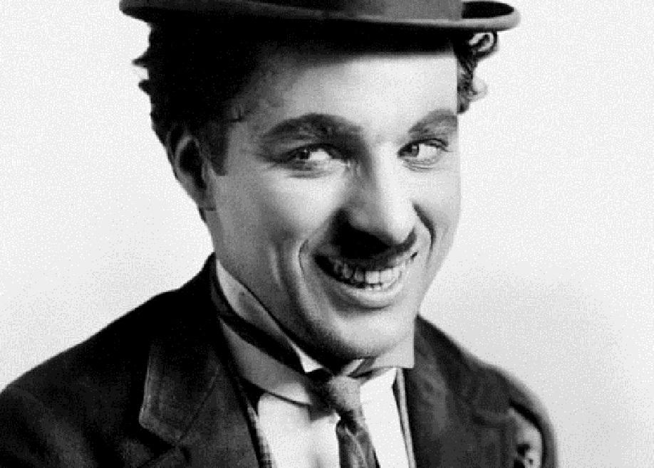 Charlie Chaplin, de P.D Jankens. Imagen: Fred Chess. Fuente: Disponible bajo la licencia Dominio público vía Wikimedia Commons.