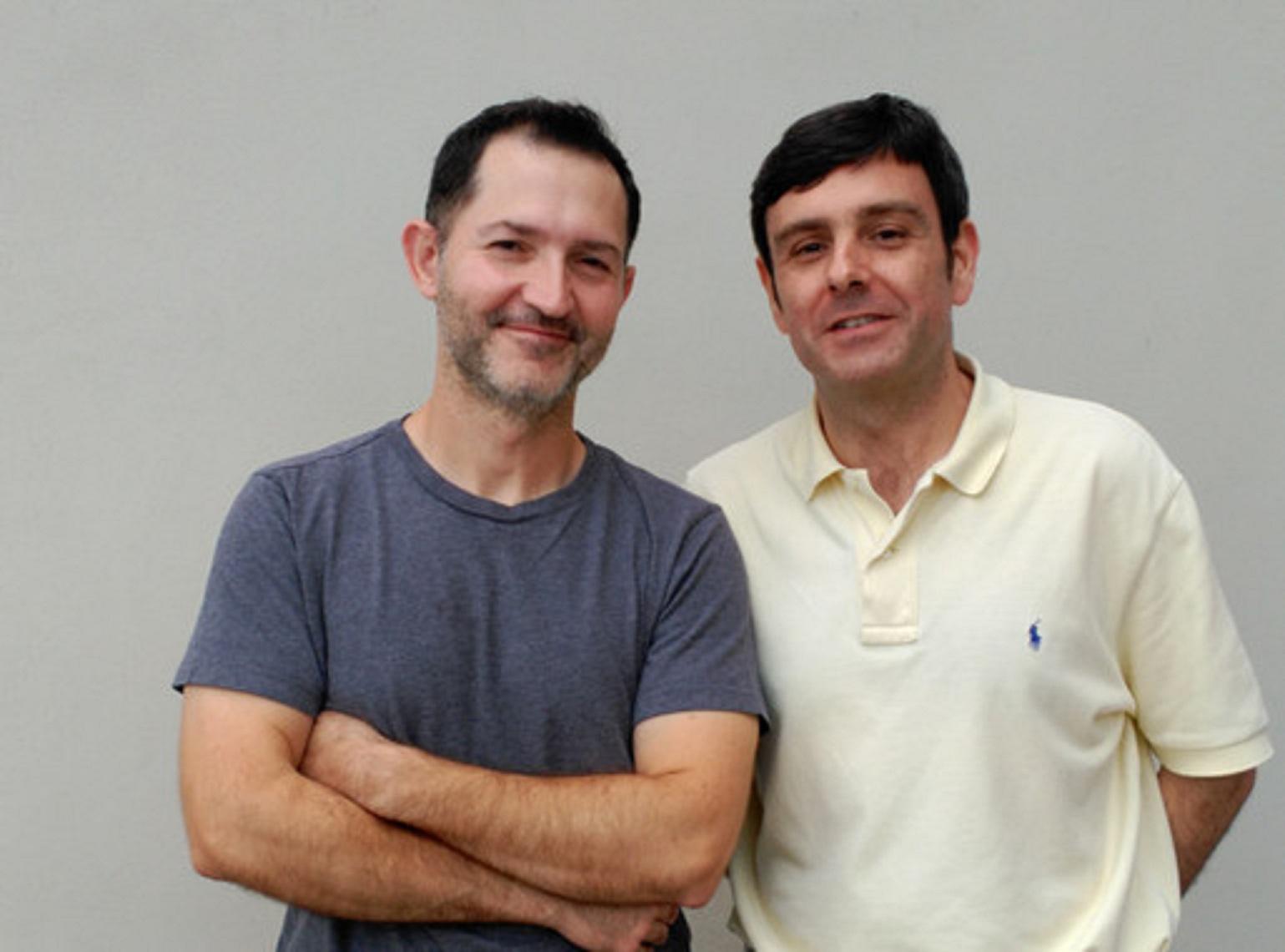 LosGürol M. Süel y Jordi García Ojalvo. Fuente: UPF.
