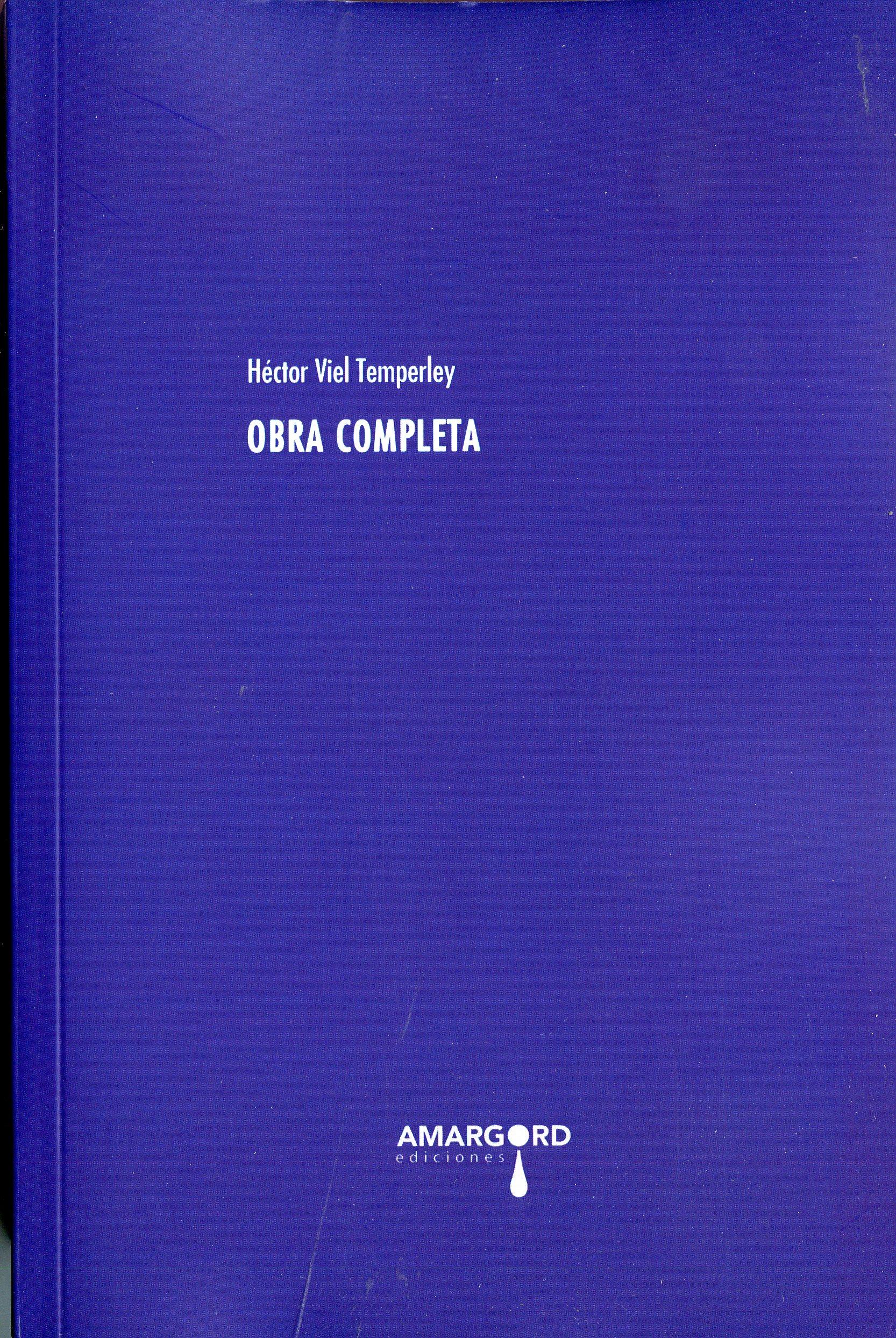 Poesía mística del siglo XX: Héctor Viel Temperley