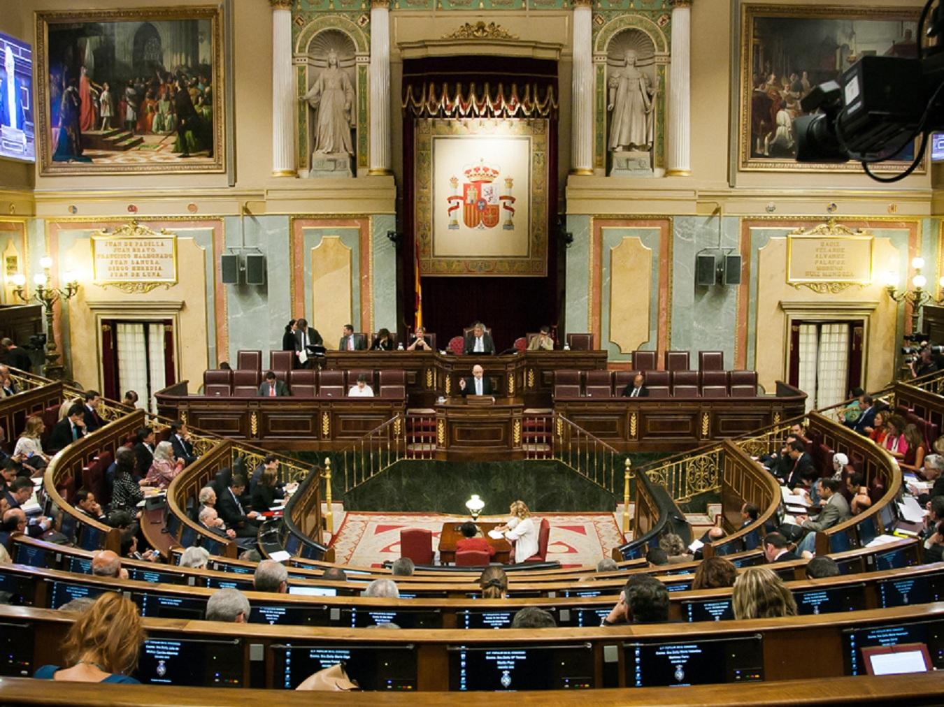 Fuente: Congreso de los diputados.