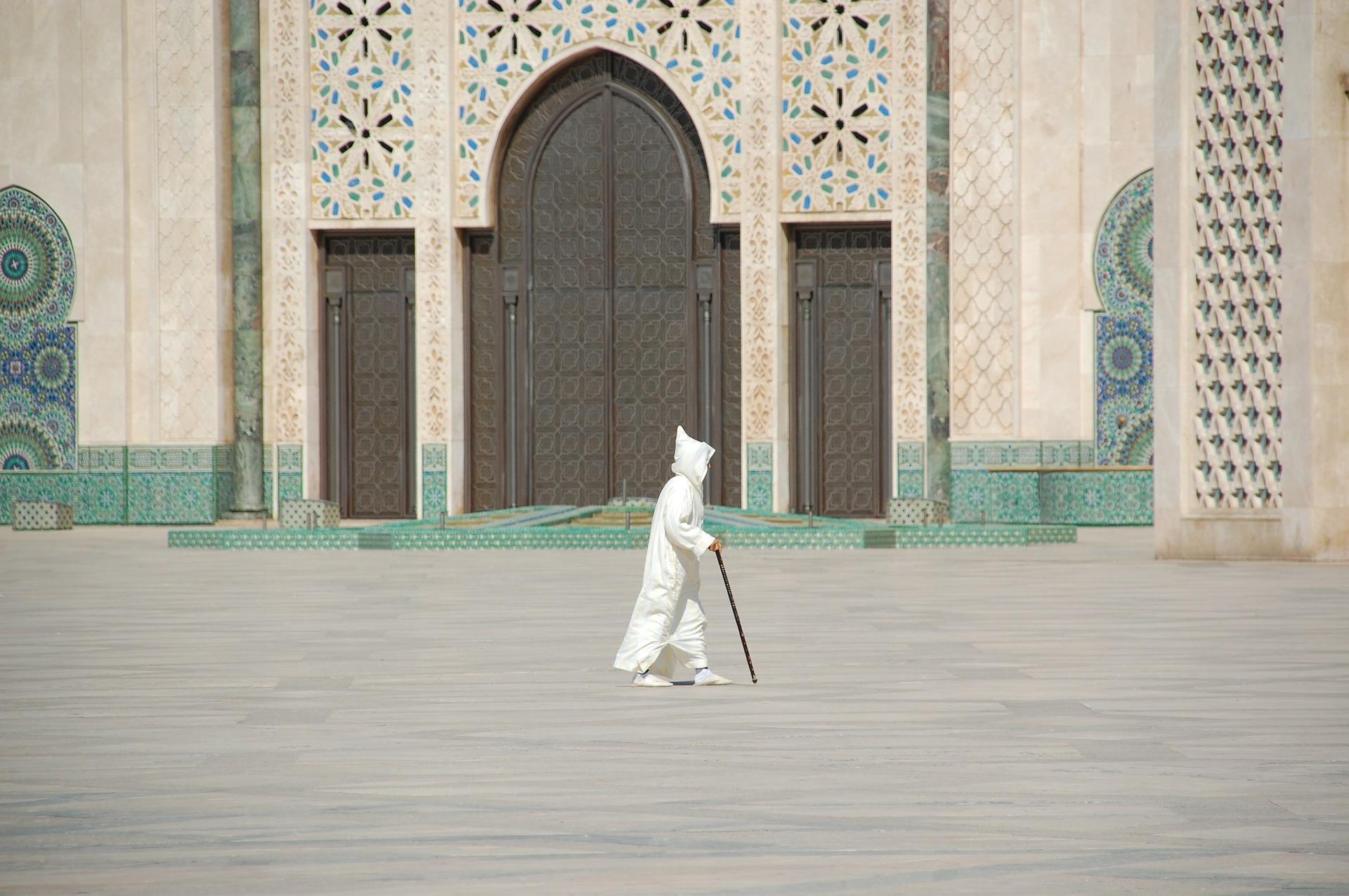 Mezquita. Casablanca. Foto. Yolanda.