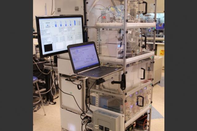 El prototipo. Fuente: MIT.