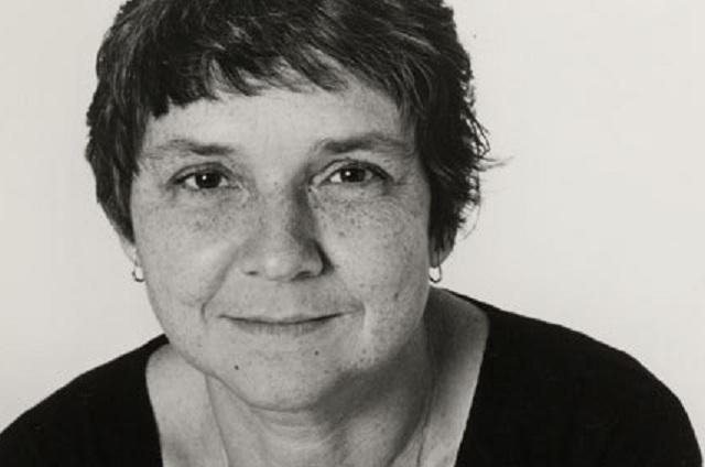 Adrienne Rich, una de las autoras del primer número de 'Caja de resistencia'. Fuente: Caja de resistencia.