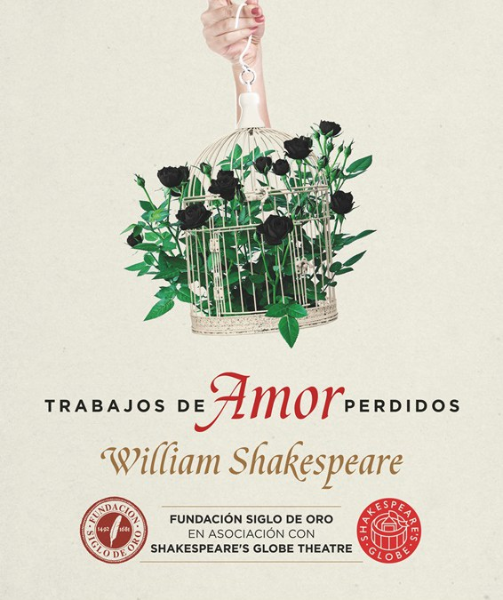 Cartel de la obra. Fuente: Teatro Cofidis Alcázar.