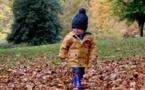 Los niños que juegan en espacios verdes rinden más en la escuela