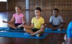 La meditación y el yoga podrían mejorar la calidad de vida de niños y jóvenes
