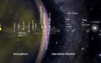Descubren un muro de hidrógeno en la frontera del sistema solar