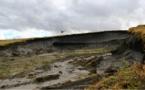 El permafrost acelera su deshielo en el Ártico Canadiense