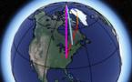 El cambio climático acelera el desplazamiento del eje de giro de la Tierra