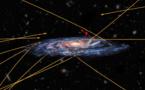 Sorprenden a 20 estrellas intrusas cruzando nuestra galaxia