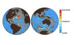 El CO2 antrópico destruye los fondos marinos
