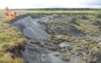 El permafrost se está calentando a escala global tanto como el clima
