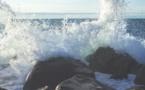 El cambio climático aumenta la potencia de las olas del mar