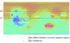 Marte tuvo un sistema de agua subterránea a escala planetaria
