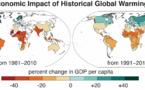 El cambio climático aumenta la pobreza en el mundo