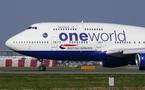 Reino Unido reduce en 600.000 tm las emisiones de CO2 de sus vuelos