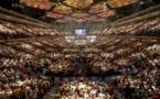 Las megaiglesias configuran un nuevo mercado religioso
