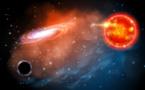 Descubren el agujero negro más pequeño del universo