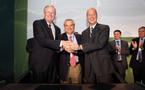 Airbus, Boeing y Embraer se unen para desarrollar biocombustibles