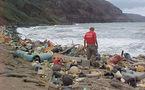 La acumulación de basura plástica está alterando la vida en el oceáno