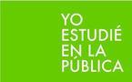 Personalidades y famosos defienden la educación pública española