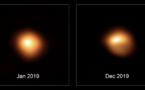 El faro de la constelación de Orión se está apagando