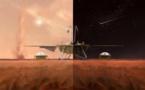 Marte desvela los primeros secretos de sus profundidades