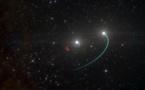 Tenemos un agujero negro a solo 1.000 años luz