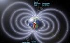 Rivalidades geológicas desplazan el polo norte magnético