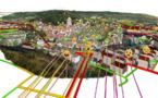Recrean una ciudad virtual que incluye las emociones de sus habitantes