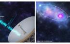 Misteriosos destellos del espacio profundo se repiten cada 157 días