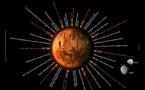 Un atlas de los minerales de Marte cuenta la historia del planeta rojo
