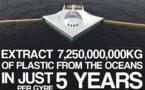 Limpiar el océano de plástico en cinco años
