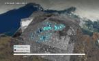 El hielo de los lagos de Alaska se ha reducido un 22% en veinte años